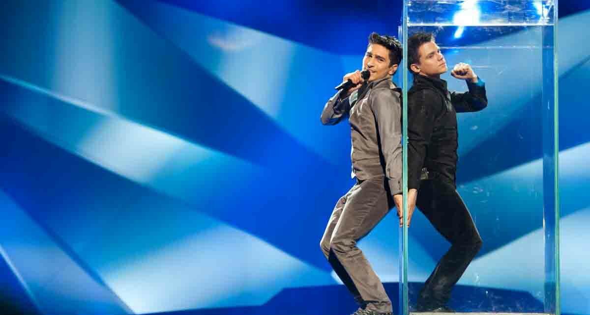 Фарид Мамедов (Farid Mammadov): участник Евровидения 2013 года из Азербайджана