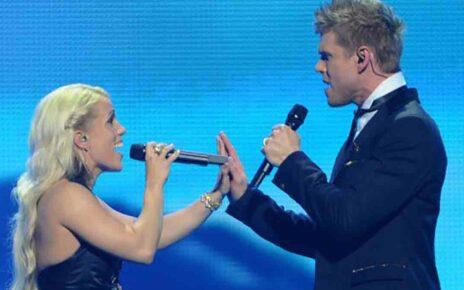 Greta Salome and Jonsi: участники Евровидения 2012 года из Исландии