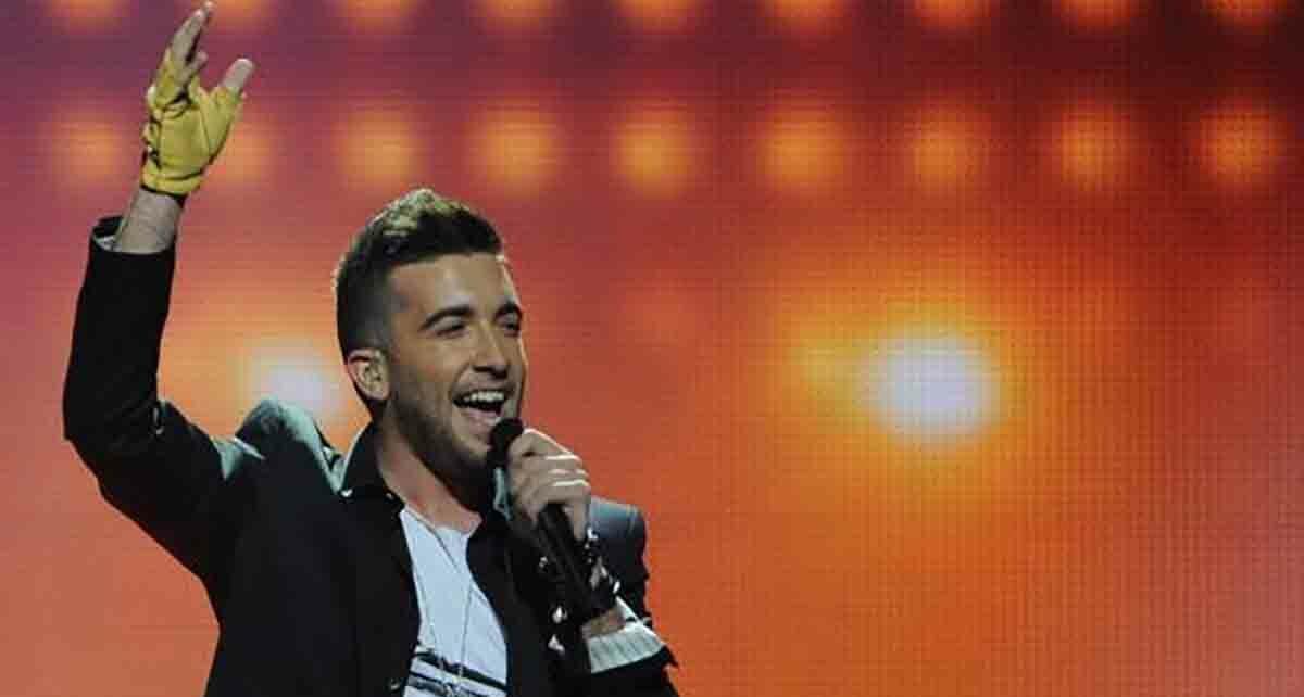 Курт Каллея (Kurt Calleja): участник Евровидения 2012 года из Мальты