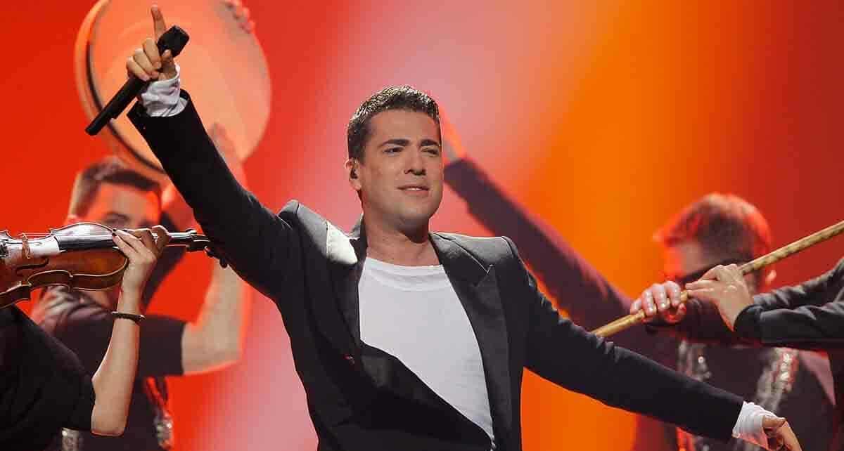Желько Йоксимович (Zeljko Joksimovic): участник Евровидения 2012 года из Сербии