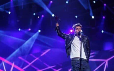 Андрюс Появис (Andrius Pojavis): участник Евровидения 2013 года из Литвы