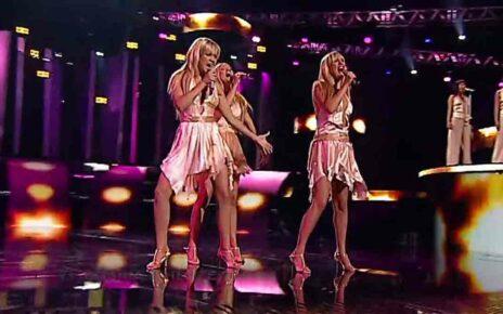 """Группа """"Feminnem"""": участники Евровидения 2005 года из Боснии и Герцеговины"""