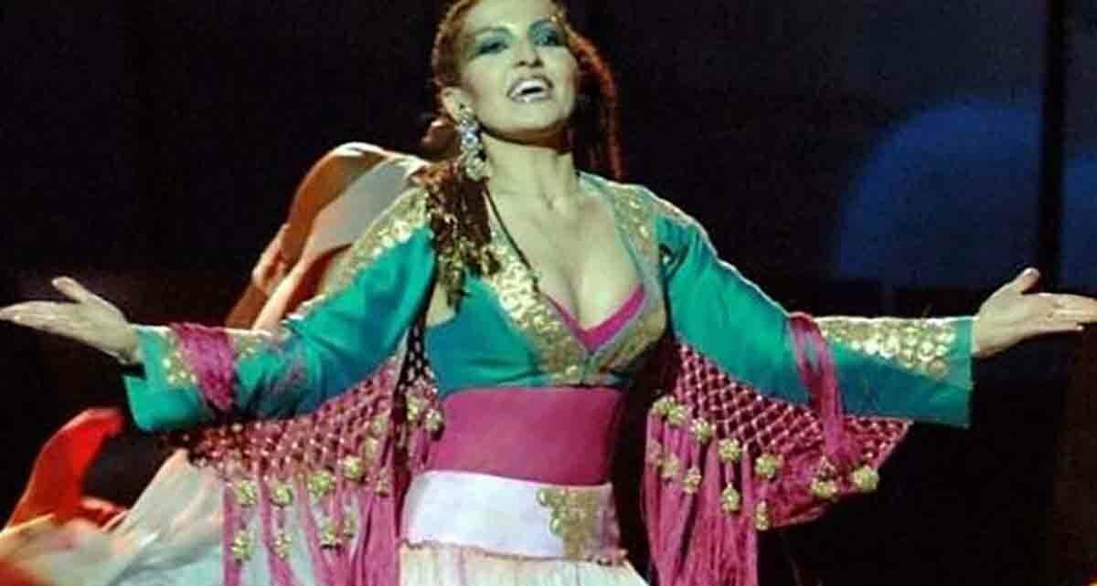 Гюльсерен (Gülseren): участница Евровидения 2005 года из Турции