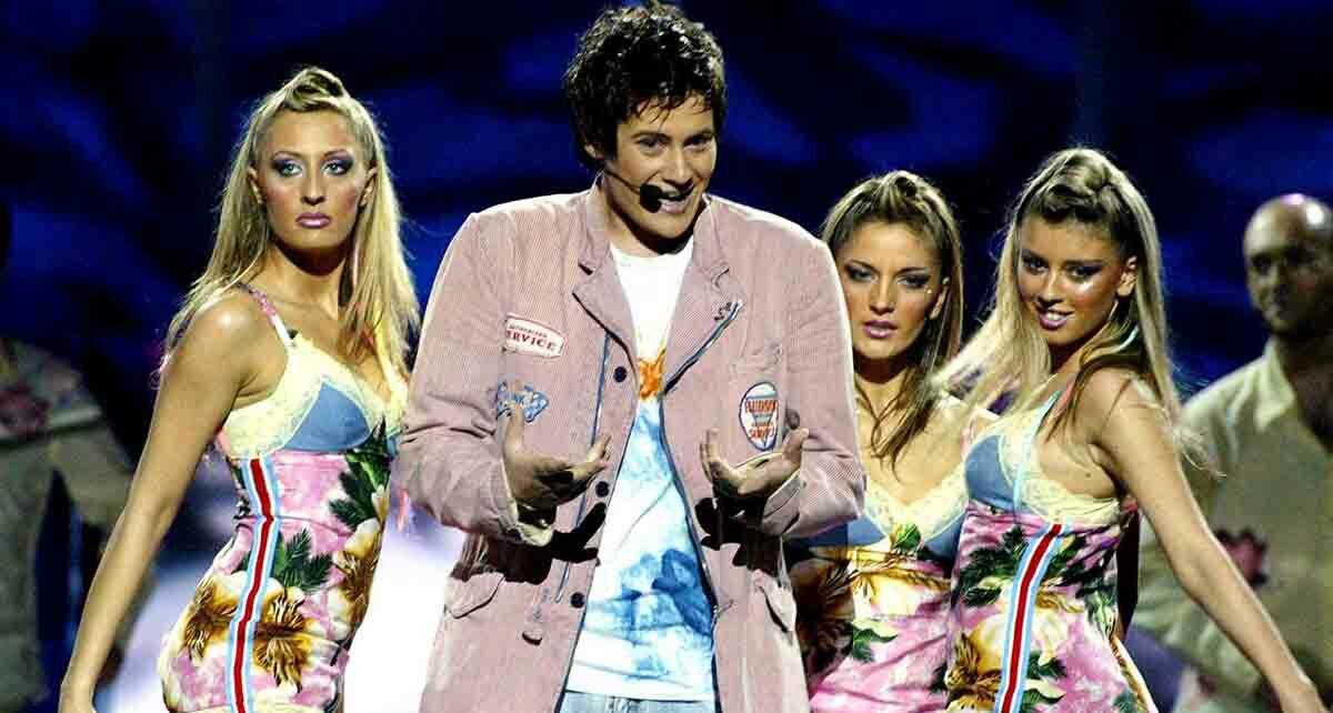 Мартин Вучич (Martin Vucic): участник Евровидения 2005 года из Македонии
