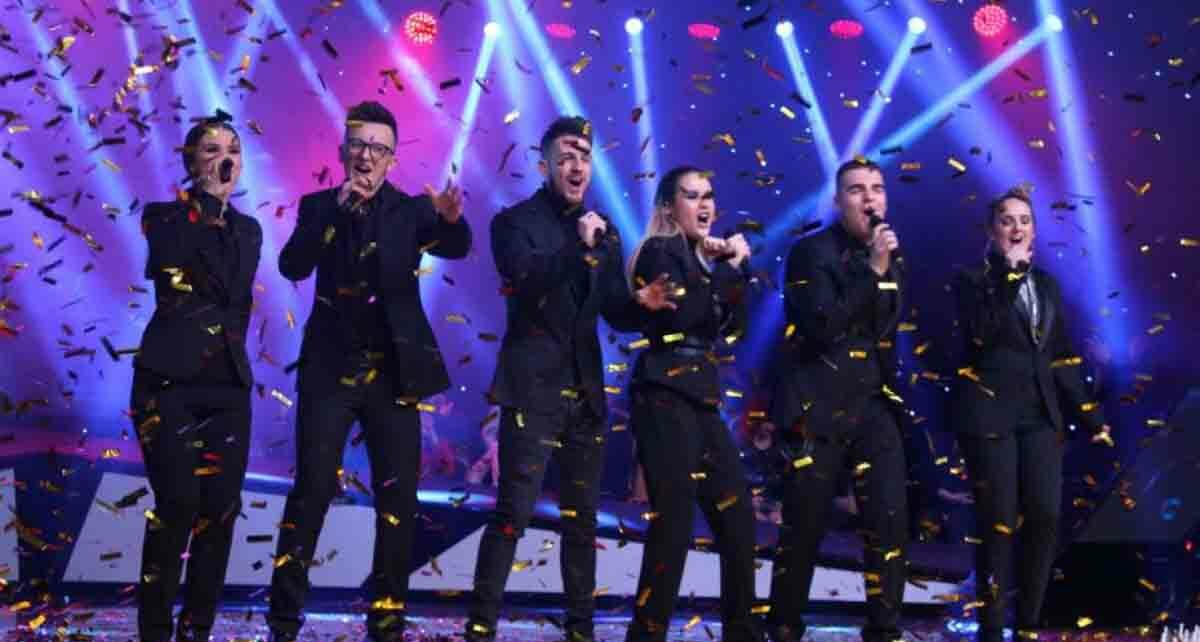 """Группа """"No name"""": участники Евровидения 2005 года из Сербии и Черногории"""