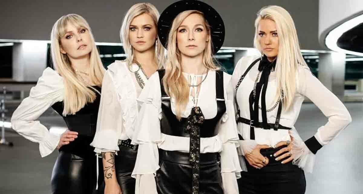 """Группа """"Vanilla Ninja"""": участники Евровидения 2005 года из Швейцарии"""