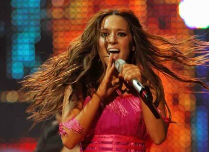 Каломира (Kalomira): участница Евровидения 2008 года из Греции