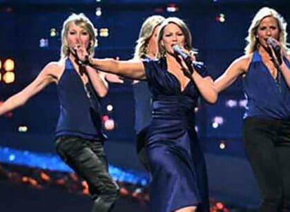 Мария Хёукос Сторенг (Maria Haukaas Storeng): участница Евровидения 2008 года из Норвегии